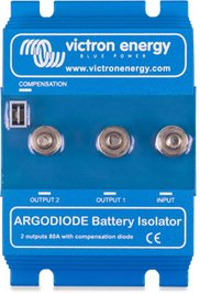 Argo Diode Batteriskiller