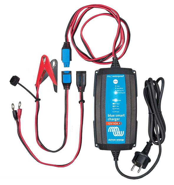 Blue Smart IP65 Charger med DC kopling