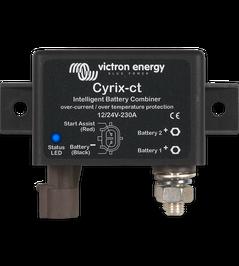 Cyrix Batterikombinasjonsenhet
