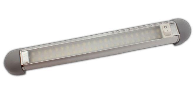 LED lyslister