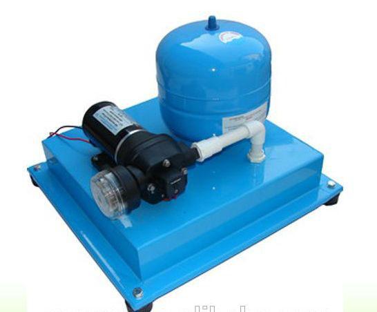 Pumper med trykktank