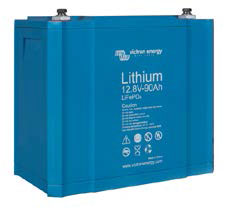 Litium batteri 12.8V